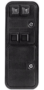 Model 9102 2 Slot Coin Door