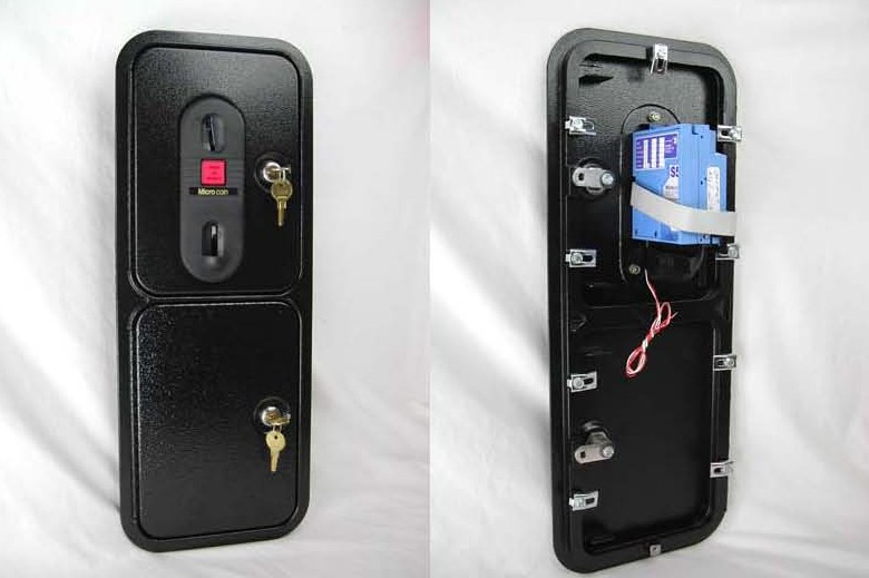 Model 9101 Microcoin S5 Door