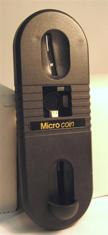 Microcoin S Series Faceplate