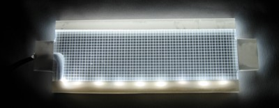 100mm LED Lighted Panel