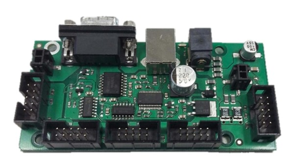 USB/RS232-to-ccTalk Communication Board